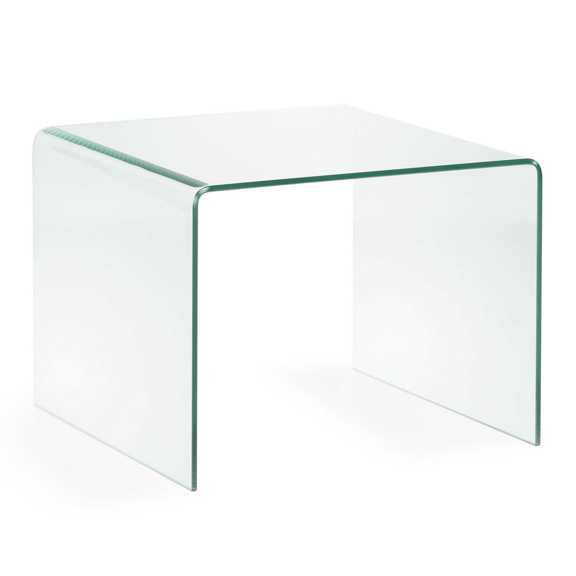 Kave home - table d'appoint burano 60 x 60 cm