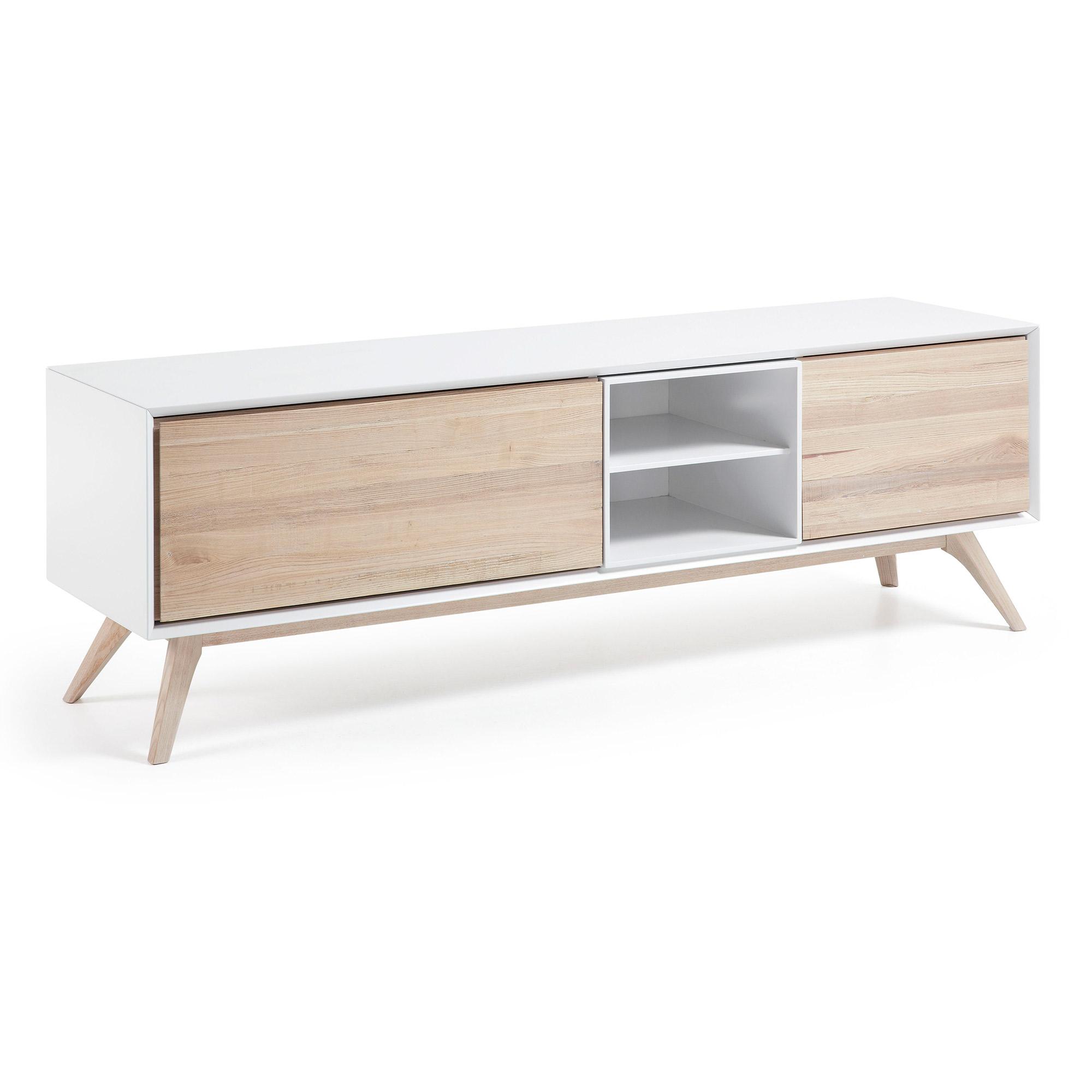 Kave Home - Eunice TV Lowboard 174 x 56 cm, 2-türig | Wohnzimmer > TV-HiFi-Möbel | Kave Home