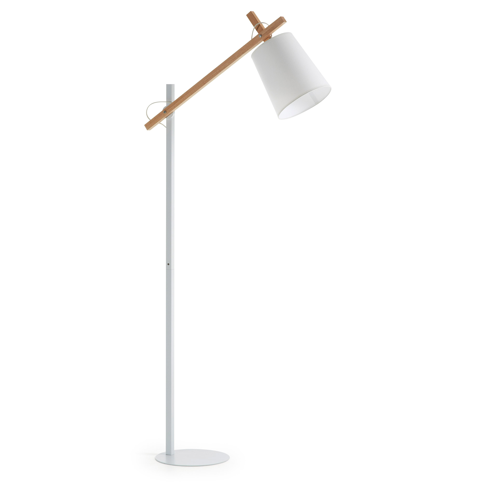 Kave Home - Kosta Stehlampe, weiss | Lampen > Stehlampen > Standleuchten | Kave Home