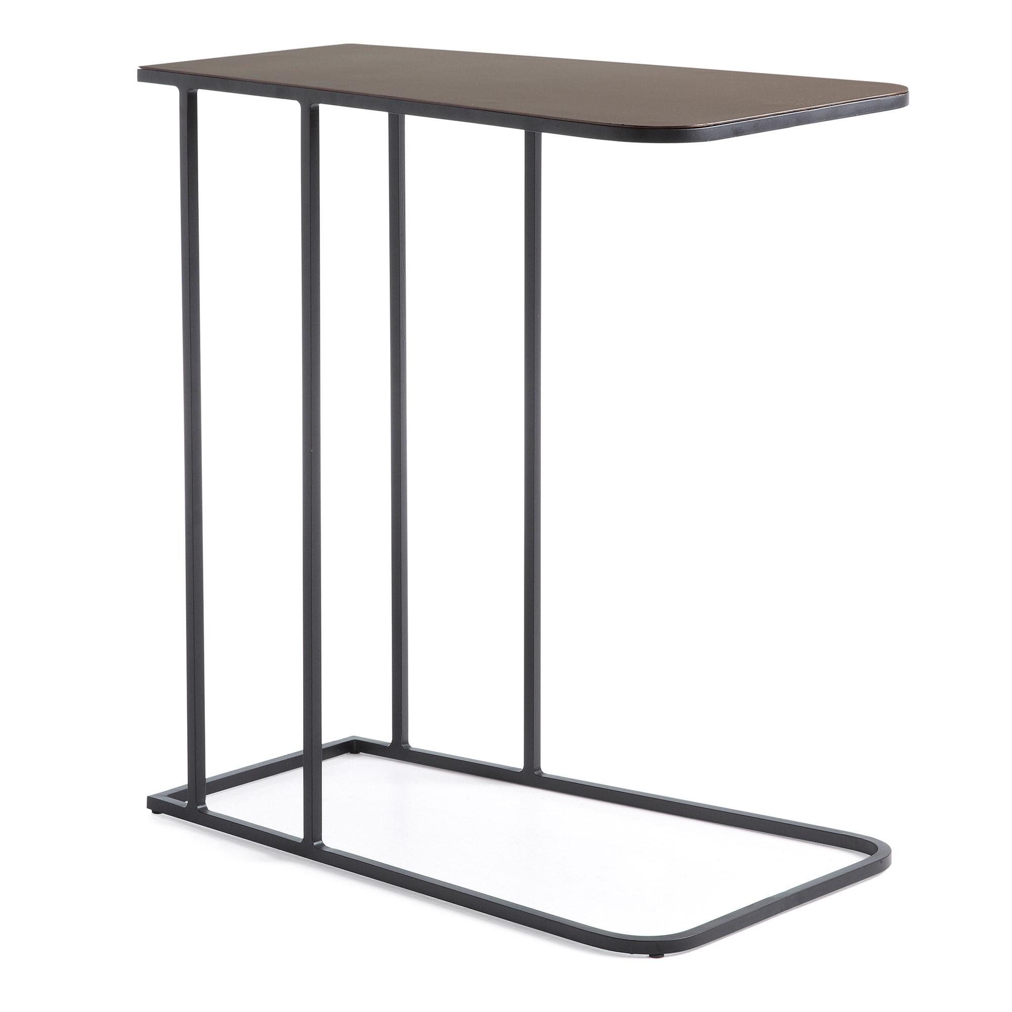 Kave home - table d'appoint vinker g 56 x 33 cm