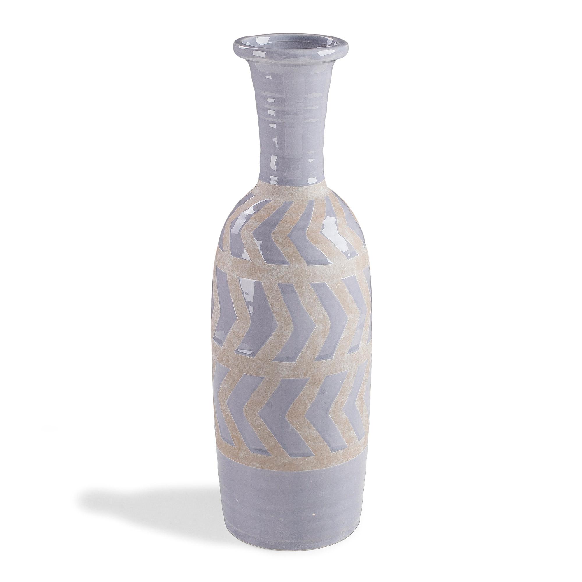 Kave Home - Ares Vase 46 cm | Dekoration > Vasen > Tischvasen | Kave Home