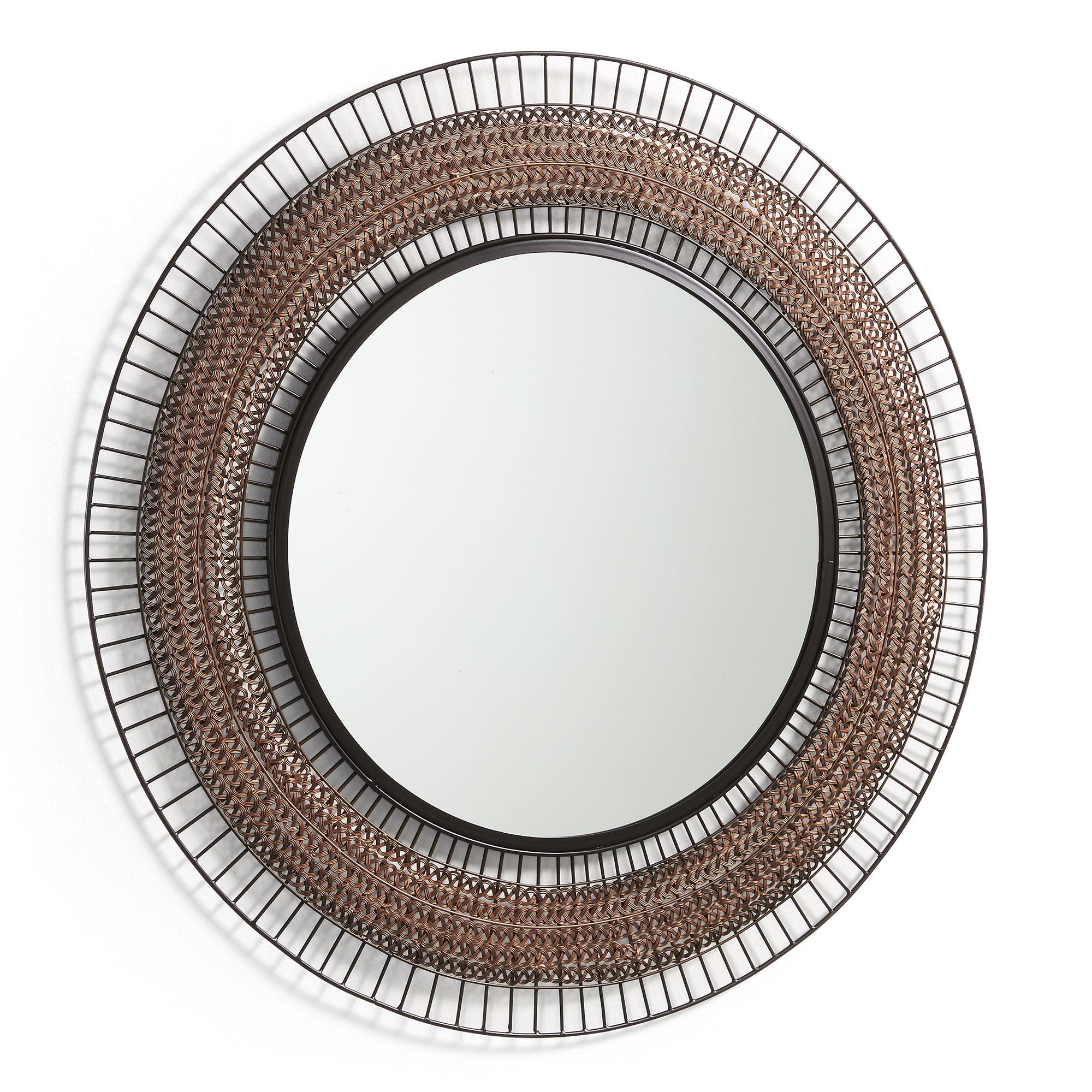 Kave home - miroir rob Ø 90 cm