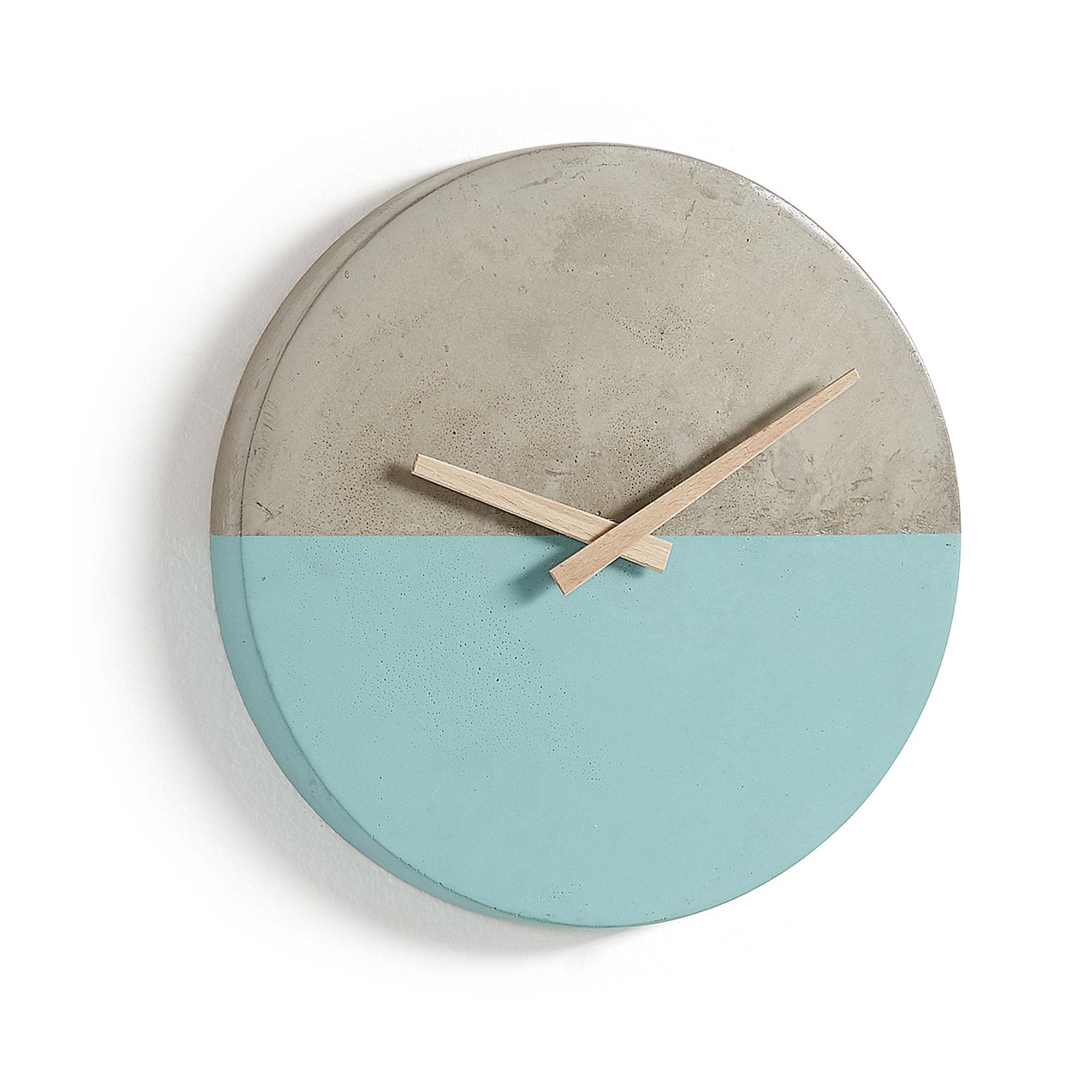 Kave Home - Lenny Wanduhr Ø 27 cm   Dekoration > Uhren > Wanduhren   Kave Home