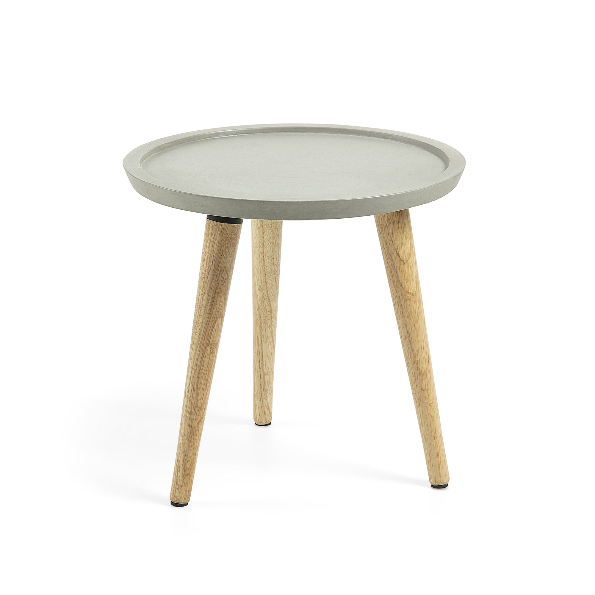 Kave home - table d'appoint lucy Ø 40 cm