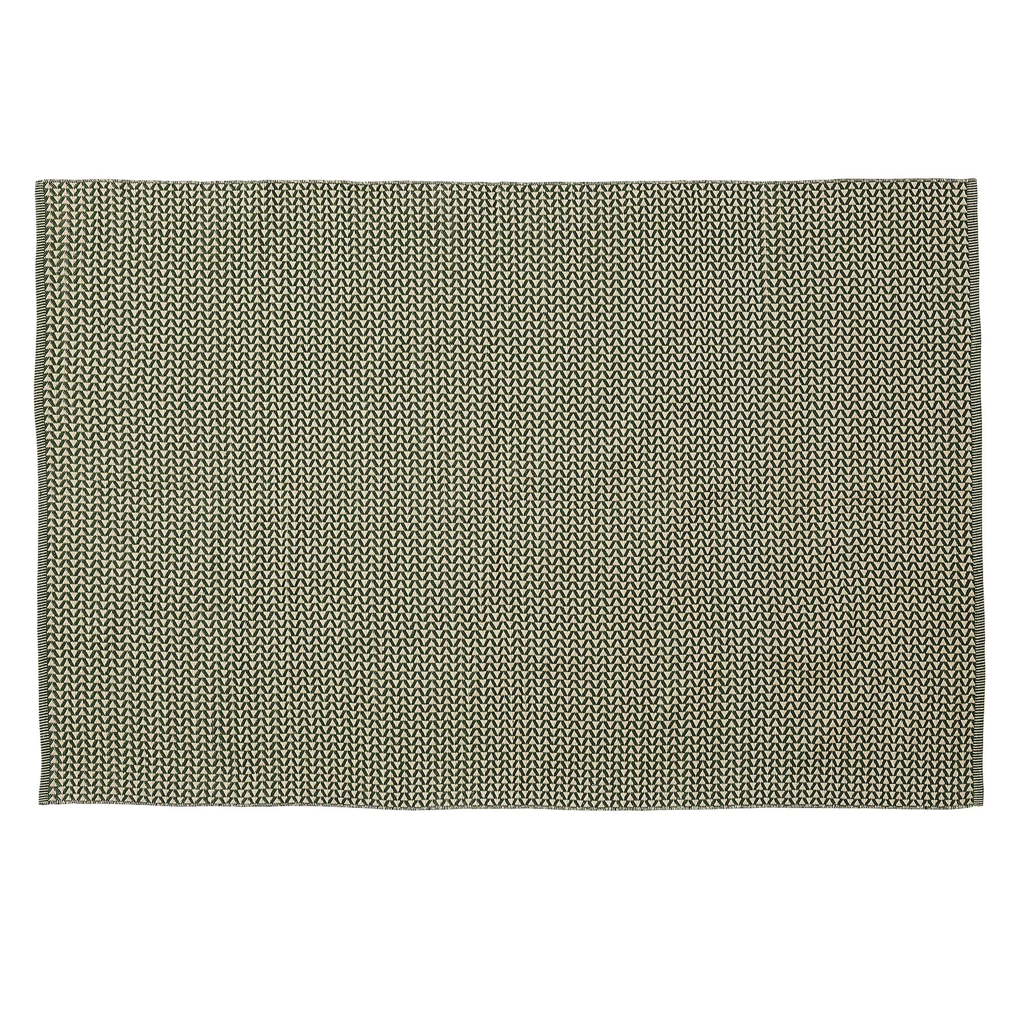 Kave home - tapis atmosphere 130 x 190 cm vert