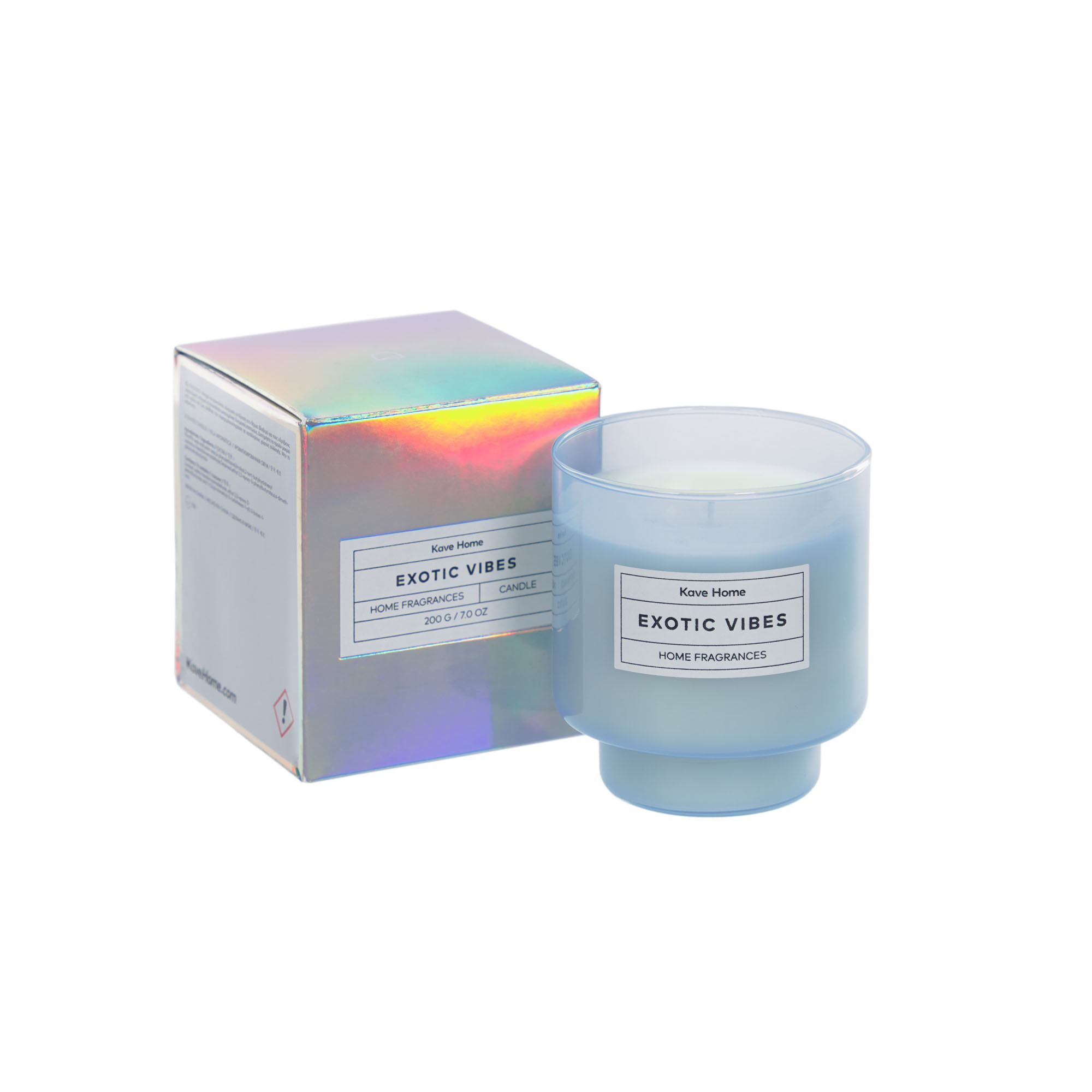 Kave home - bougie parfumée exotic vibes