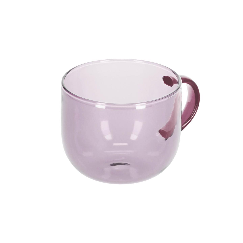 Kave home - tasse à café alahi rose