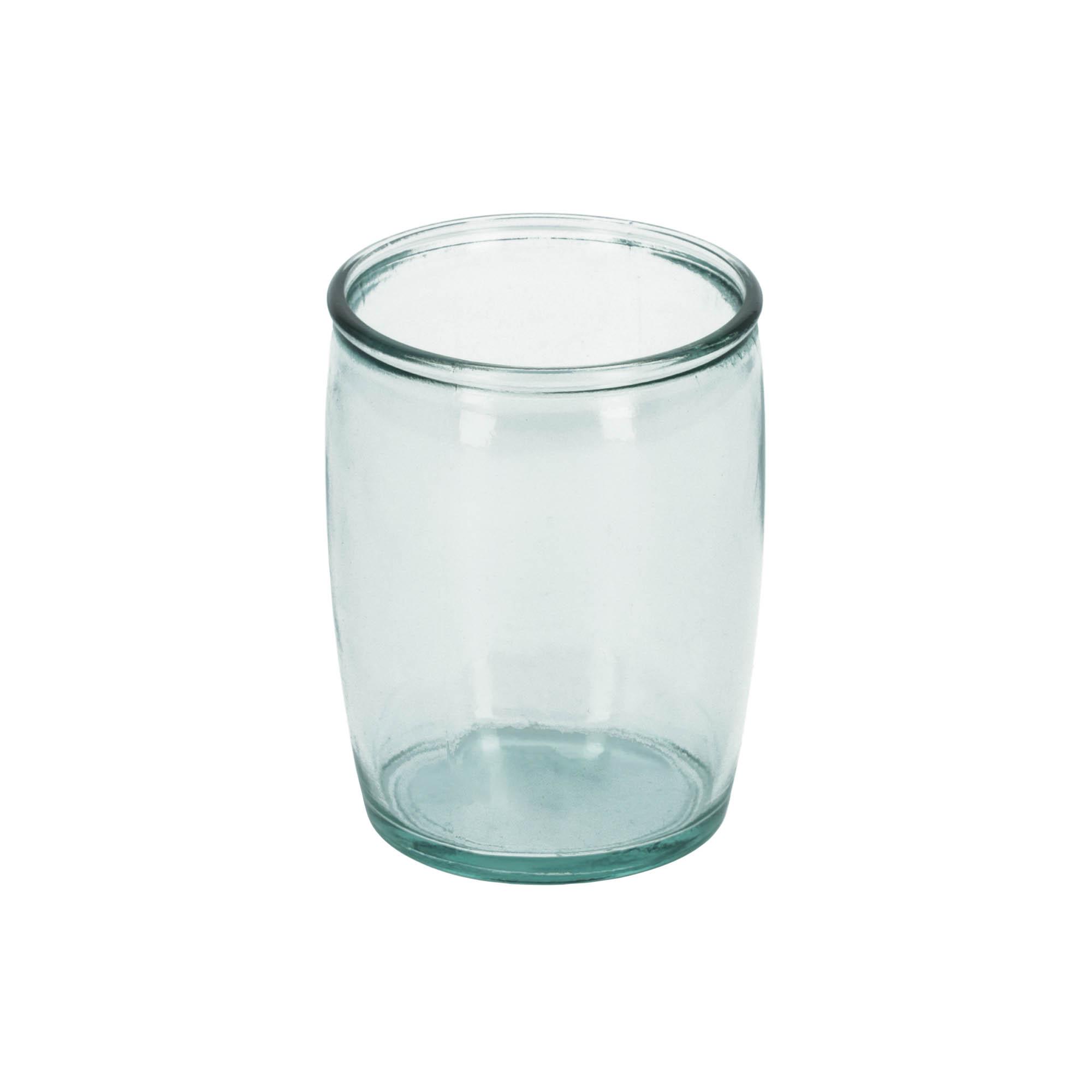 Kave home - gobelet trella transparent en verre...