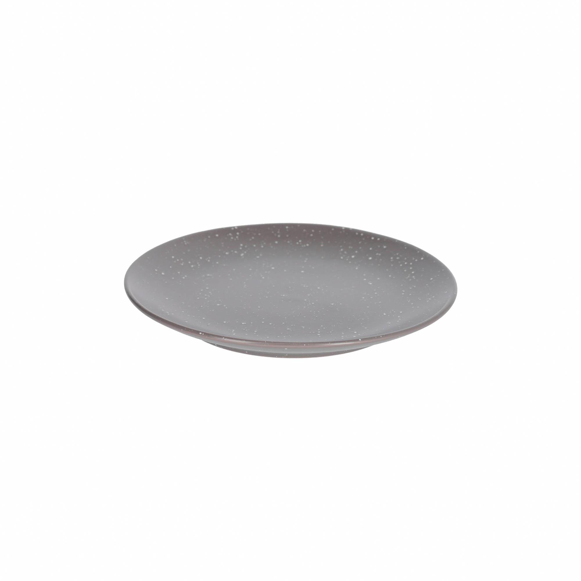 Kave home - assiette à dessert aratani gris...