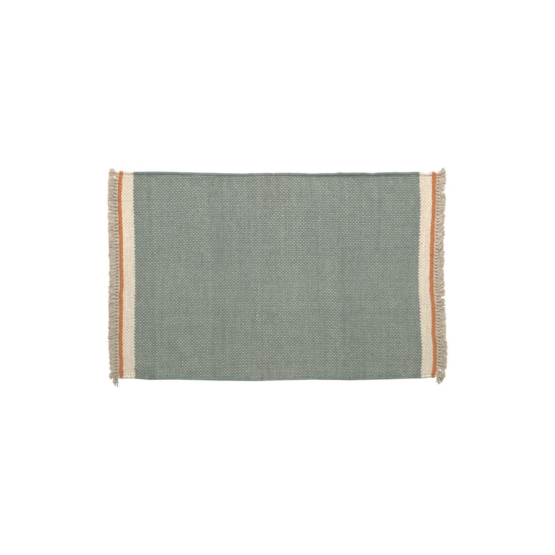 Kave home - tapis nam 60 x 90 cm bleu