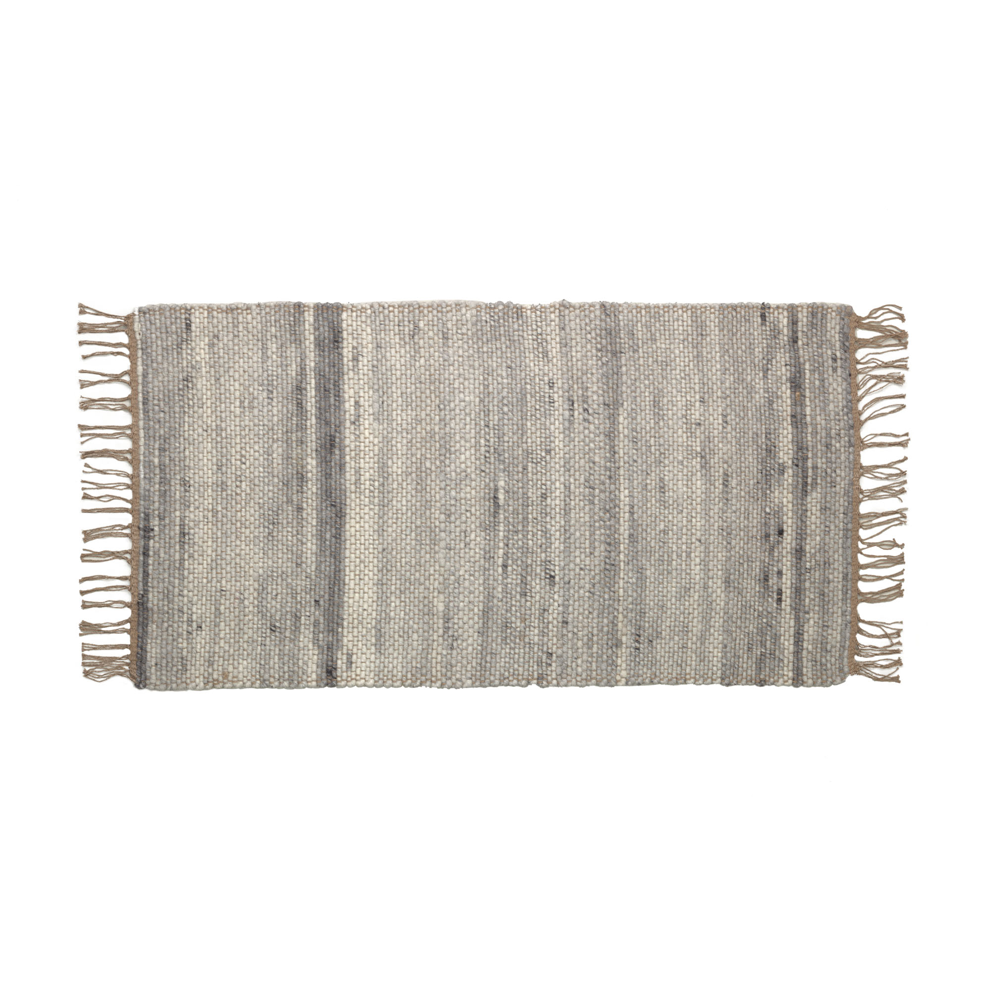 Kave home - tapis paolina 160 x 230 cm gris