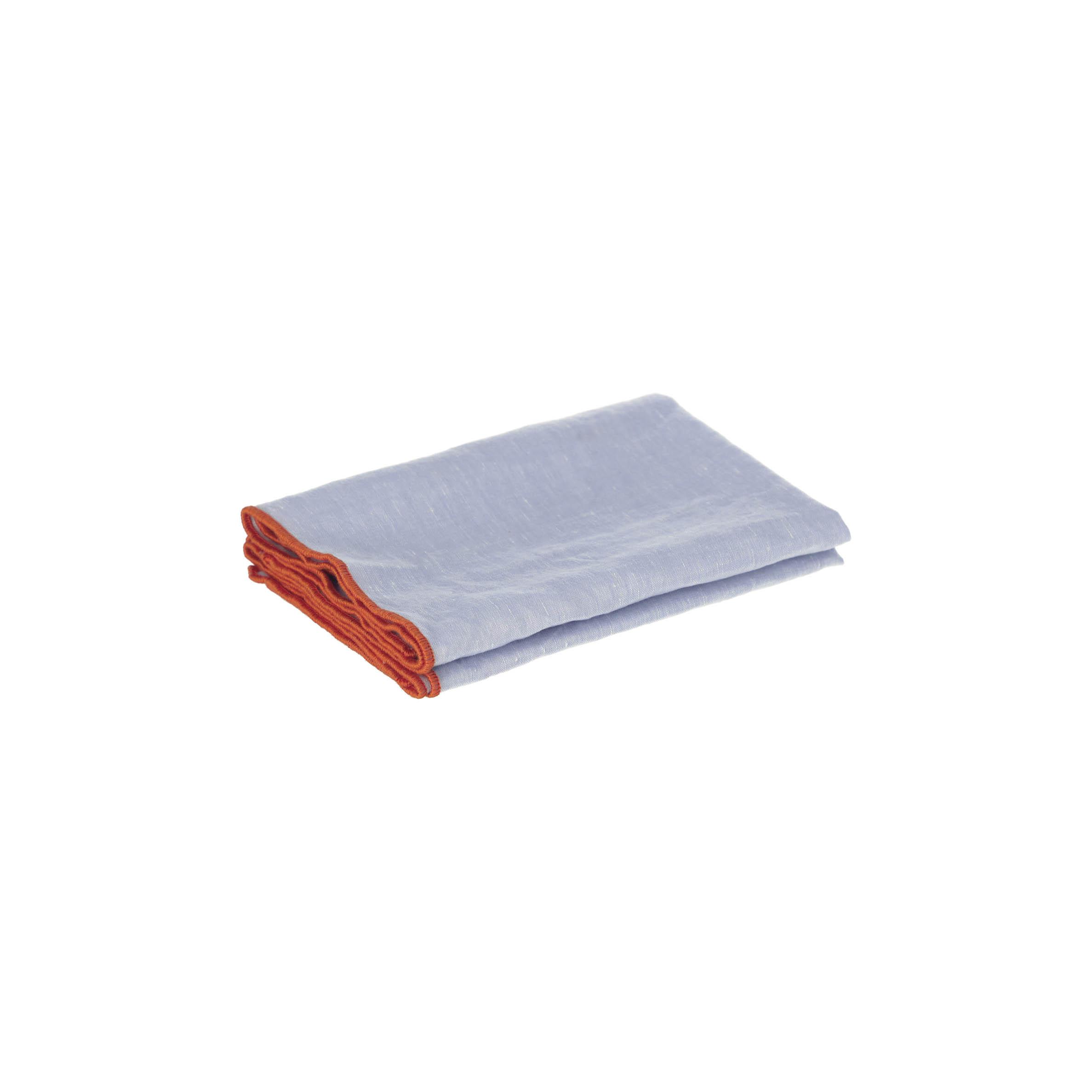 Kave home - lot arely de 2 serviettes