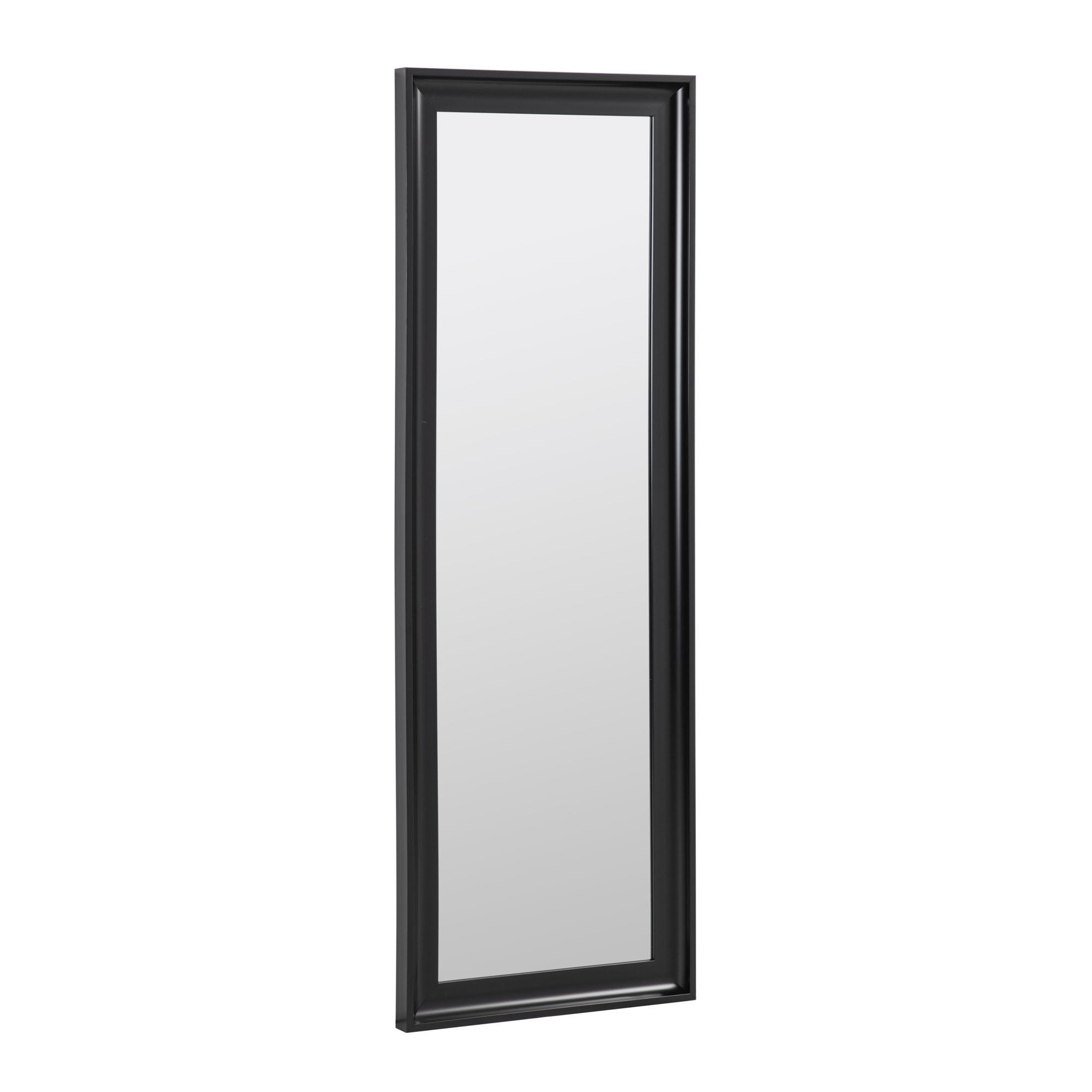 Kave home - miroir romila 52 x 158,5 cm noir