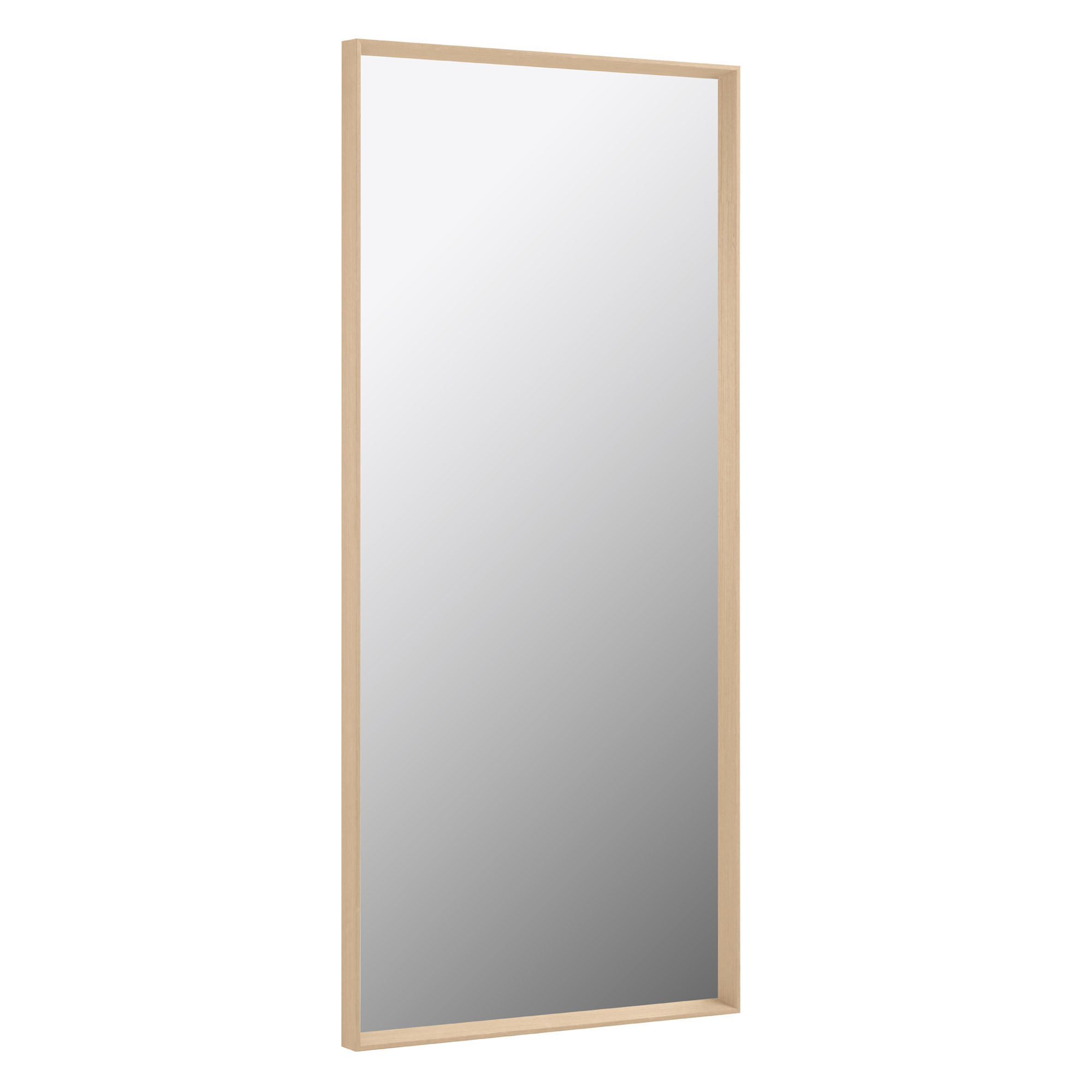 Kave home - miroir yvaine 80 x 180 cm finition...