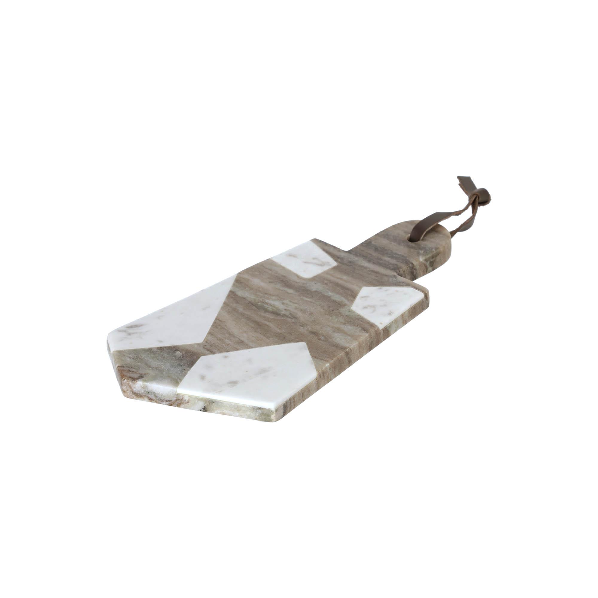 Kave home - plateau vanina triangulaire en...