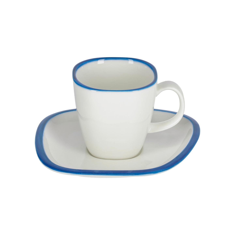 Kave home - tasse avec soucoupe odalin...