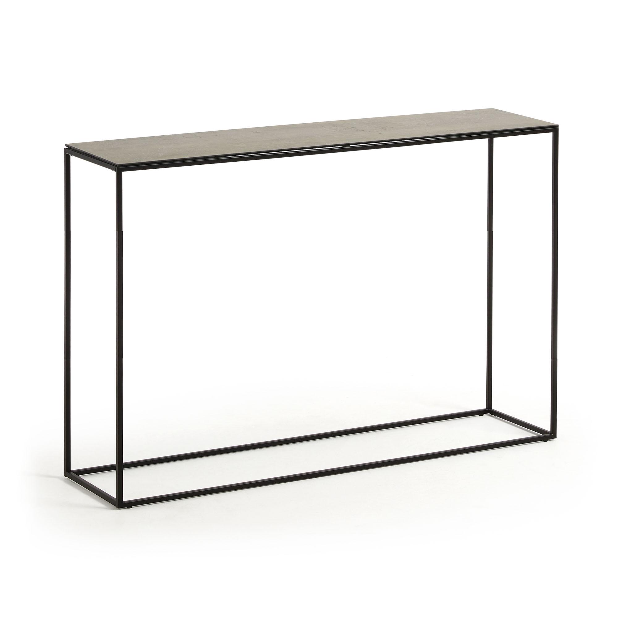 Kave Home - Rewena Konsolentisch 110 x 75 cm | Wohnzimmer > Tische > Konsolentische | Kave Home