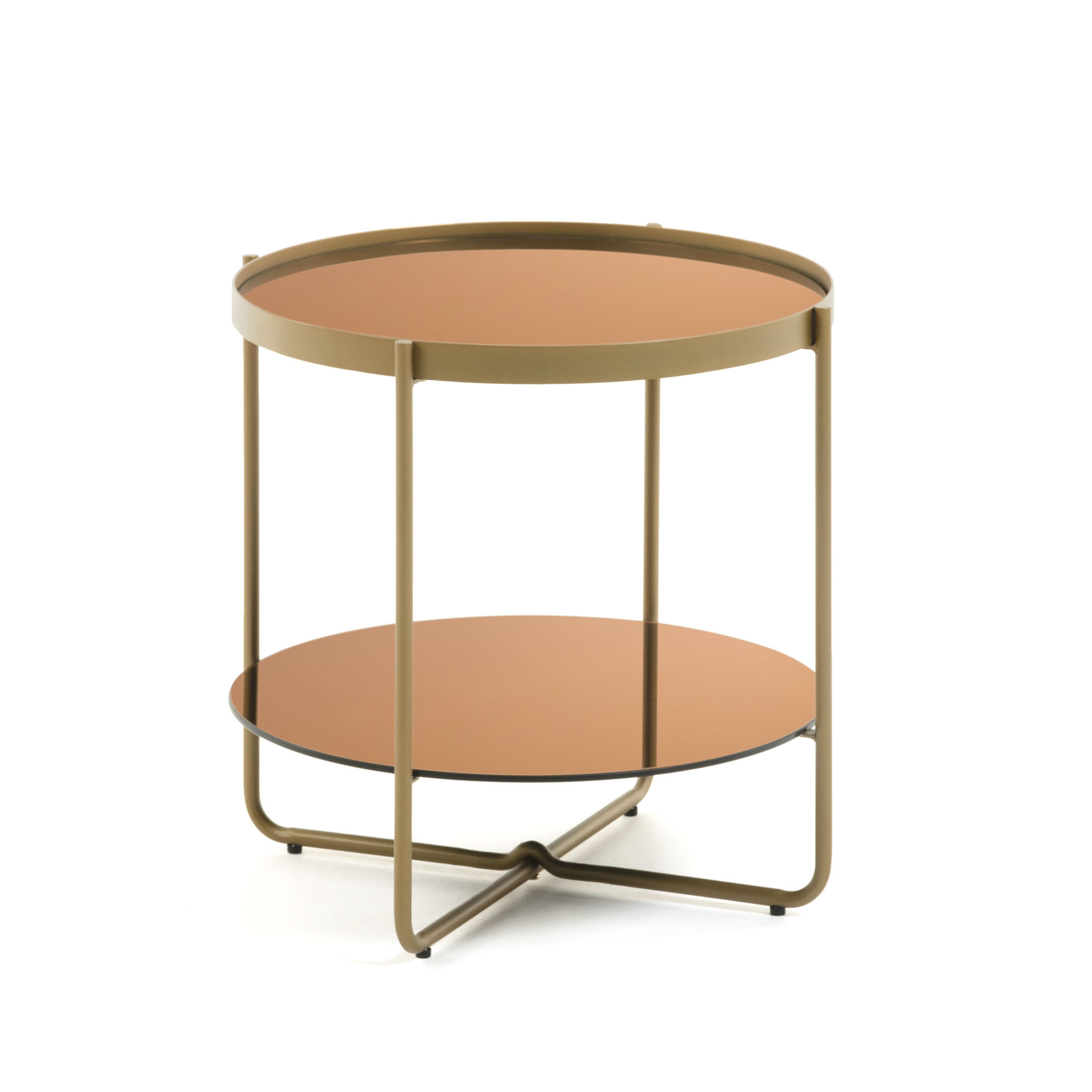 Kave home - table d'appoint aroa Ø 53 cm