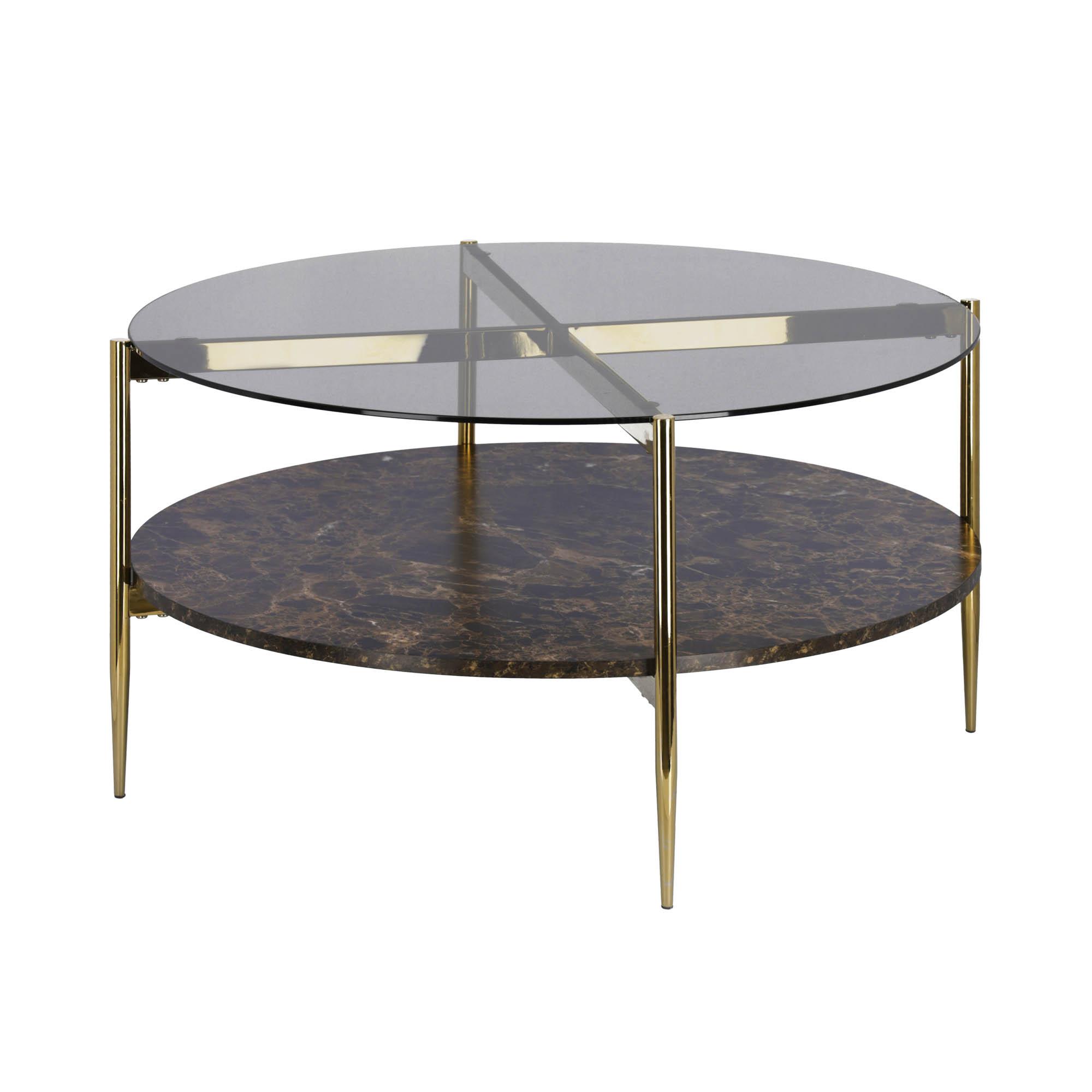 Kave home - table basse kamilah Ø 84 cm
