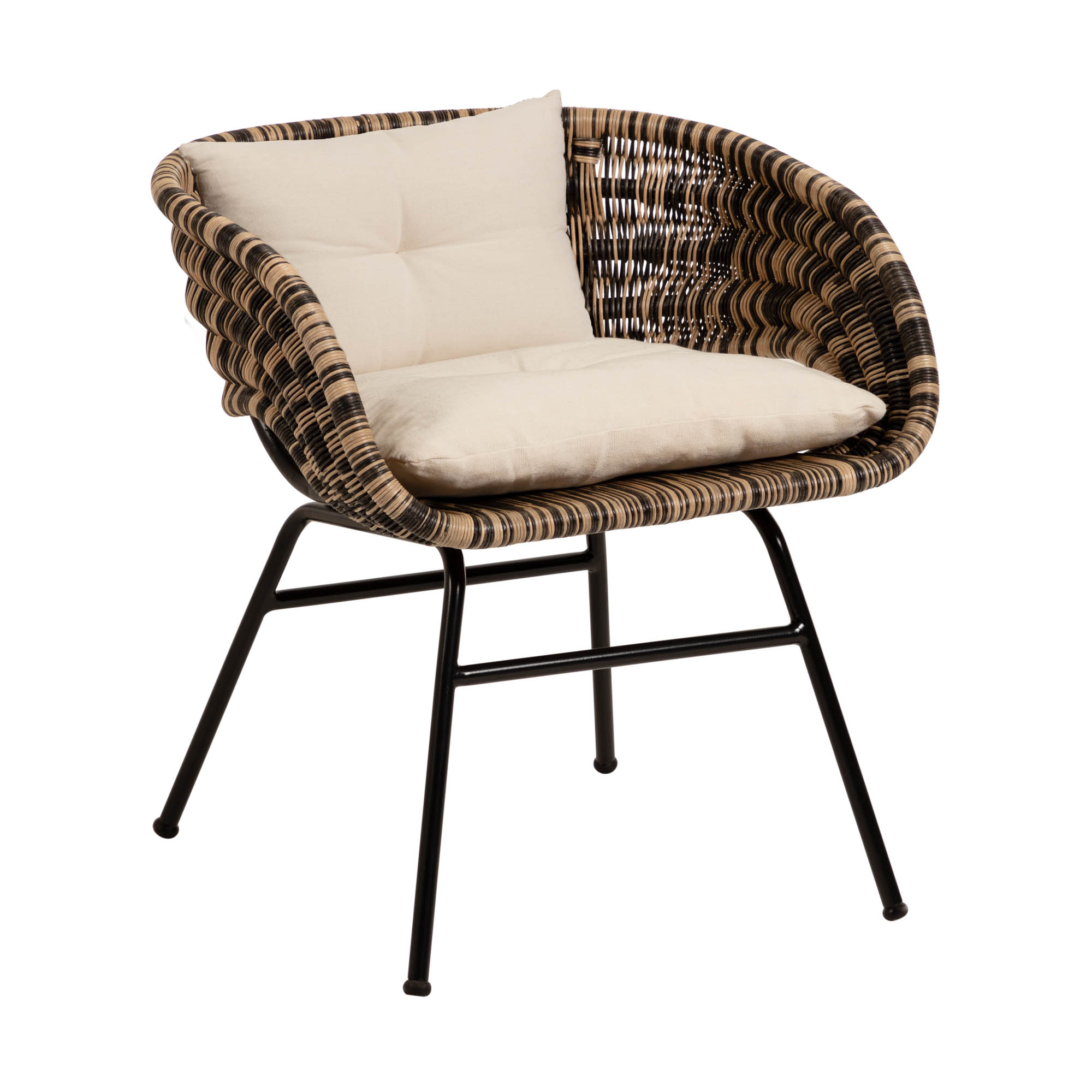 Kave home - chaise lin