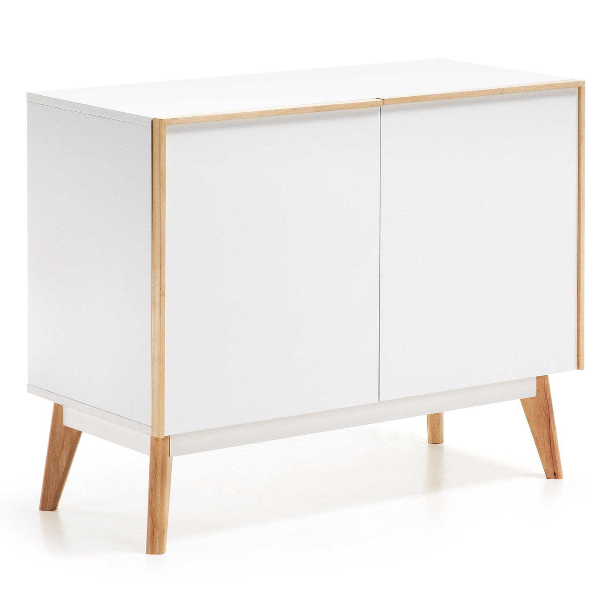 Kave Home - Melan Sideboard 90 x 72 cm | Wohnzimmer > Schränke > Sideboards | Kave Home